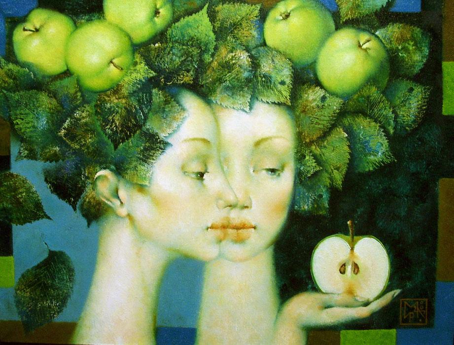 Summer, Irina Kotova
