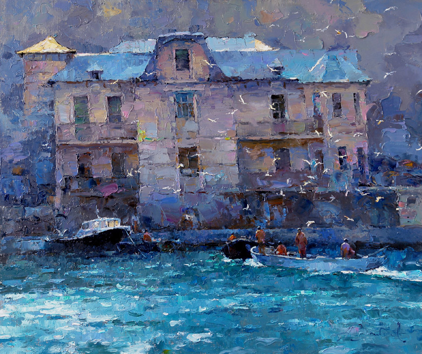 Homecoming, Alexi Zaitsev