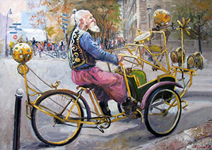Paris Rickshaw wizard