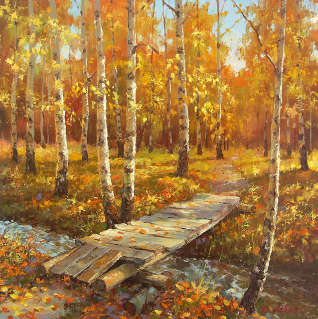 Golden Grove, Dmitry Levin