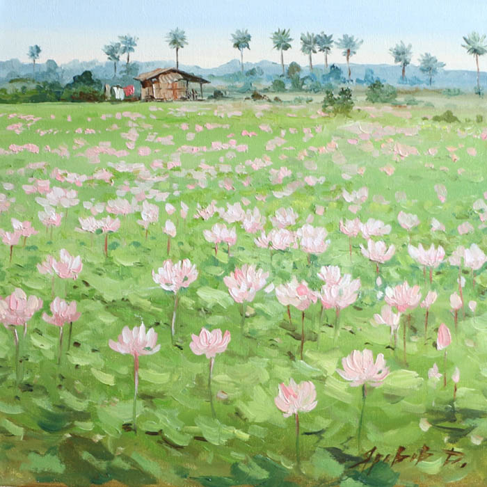 Lotuses, Dmitry Yarovov