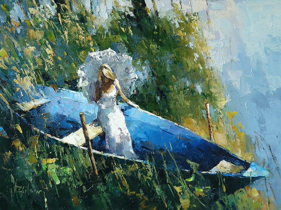 Lurking-place, Alexi Zaitsev