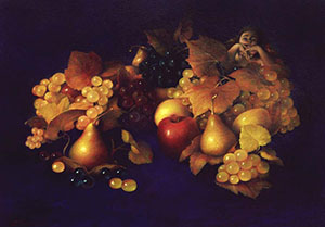 Crimean and Dutch Still Life