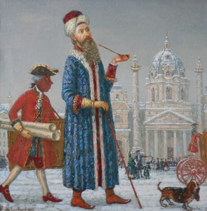 Liotard in Vienna
