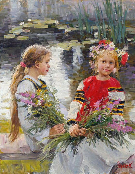 Girlfriends, Vladimir Gusev