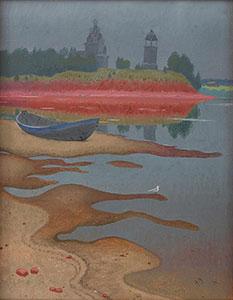 Russian Landscape Paintings For Sale Buy Landscape Painting Online