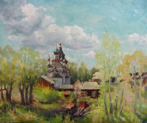 May in Pereslavl