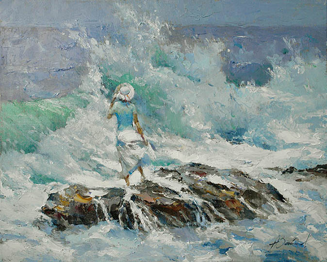 Windy day, Alexi Zaitsev