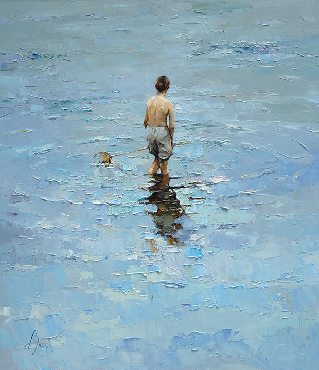 Waiting for a miracle, Alexi Zaitsev