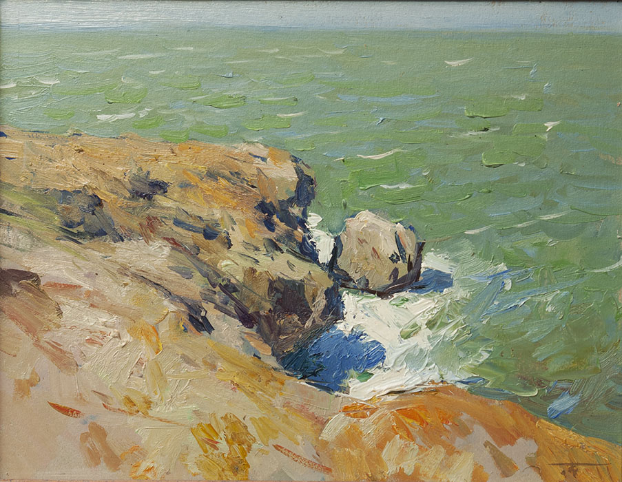 The Azov Sea, Peter Bezrukov