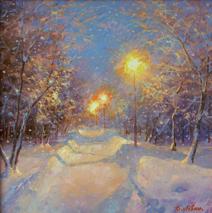 Snow Waltz, Dmitry Levin
