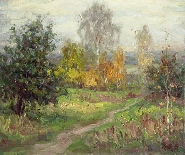 Autumn, Vyacheslav Voronin