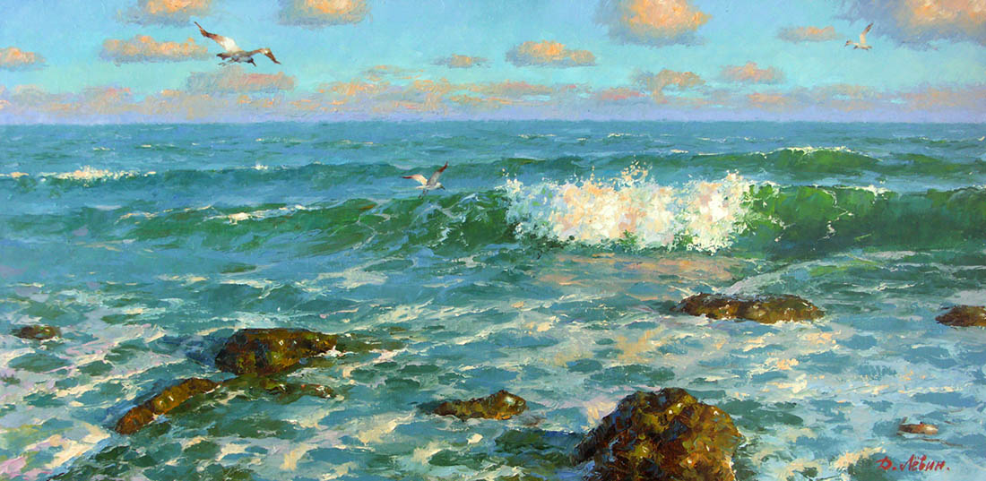 Memoirs of the sea, Dmitry Levin