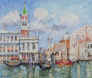 View of the San Marco