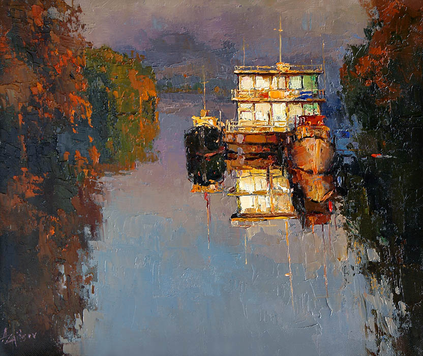Evening, Alexi Zaitsev