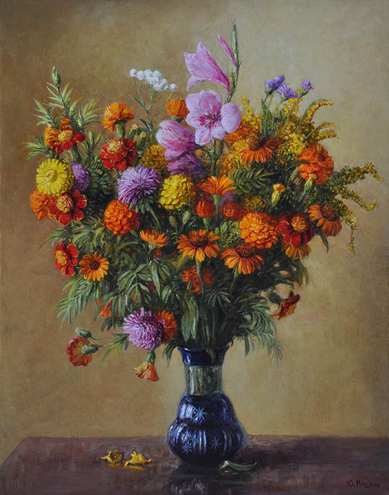 August Bouquet, Yuri Kudrin