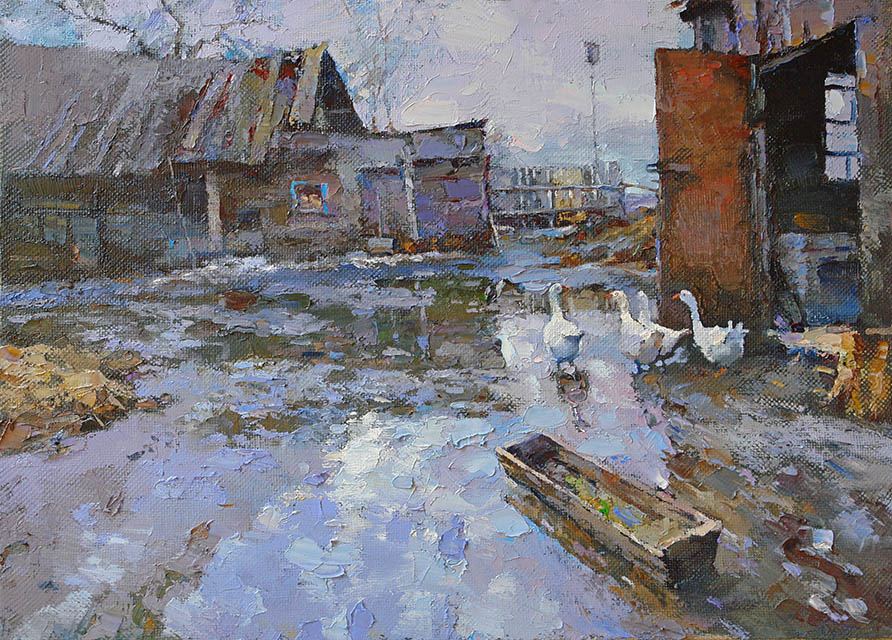 Retreated, Alexi Zaitsev