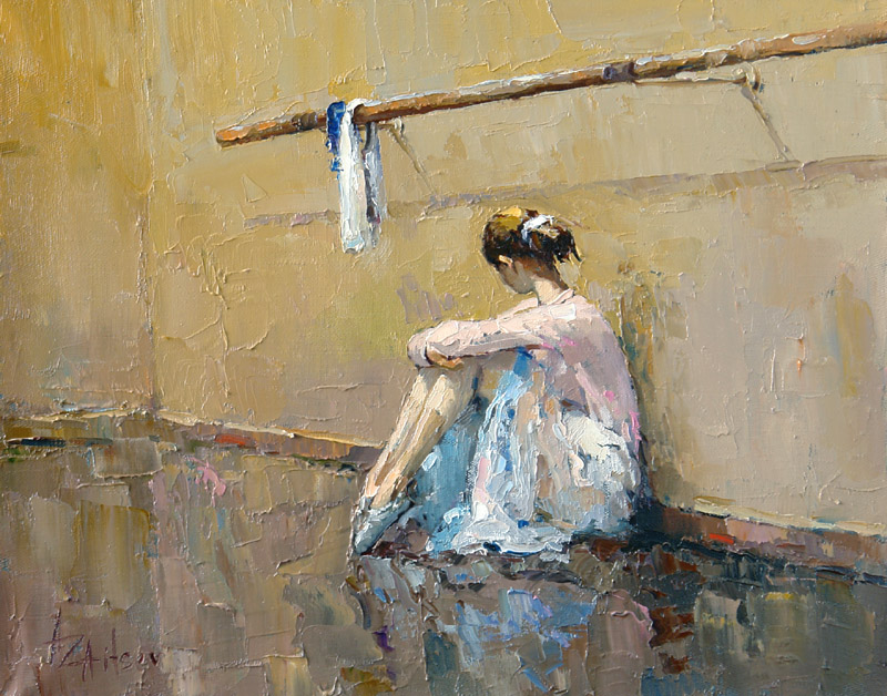 Tired (to order), Alexi Zaitsev