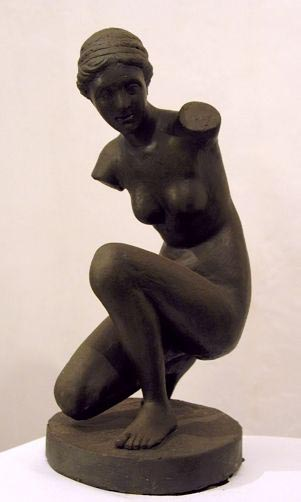 Venus bather, Nickolay Avvakumov