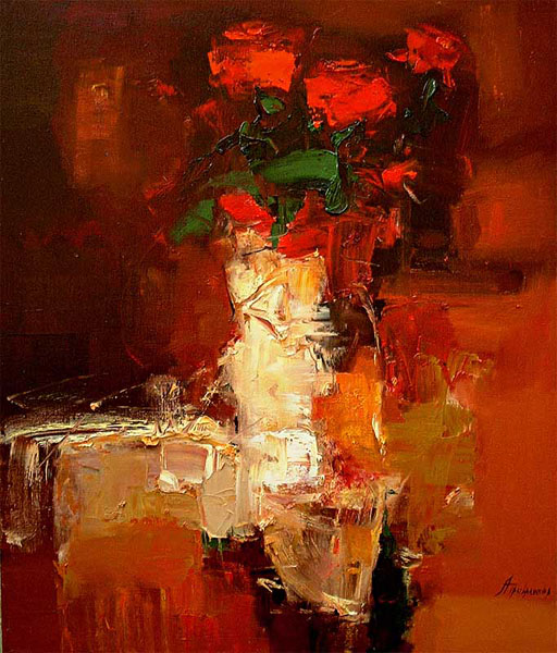 Scarlet breeze, Angelica Privalikhina