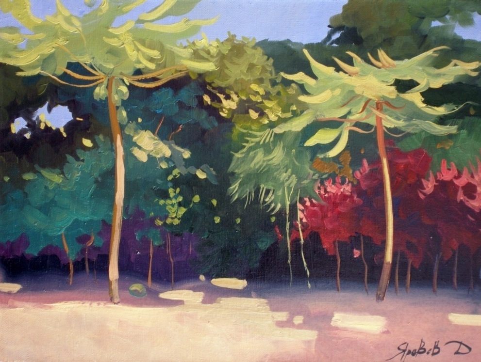 Tropical midday, Dmitry Yarovov