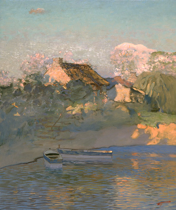 The Leaving Sun, Bato Dugarzhapov