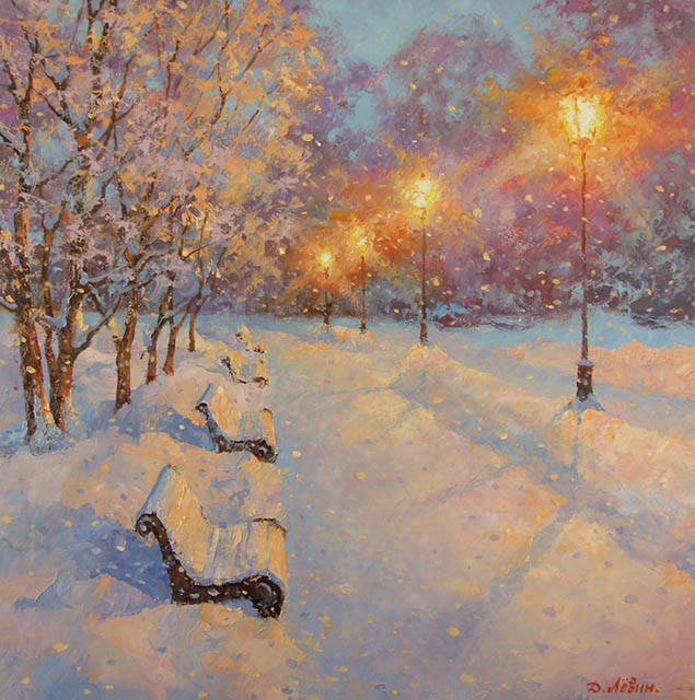 New Year's fairy tale, Dmitry Levin