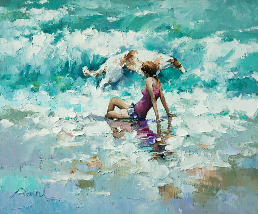 Remembering summer, Alexi Zaitsev