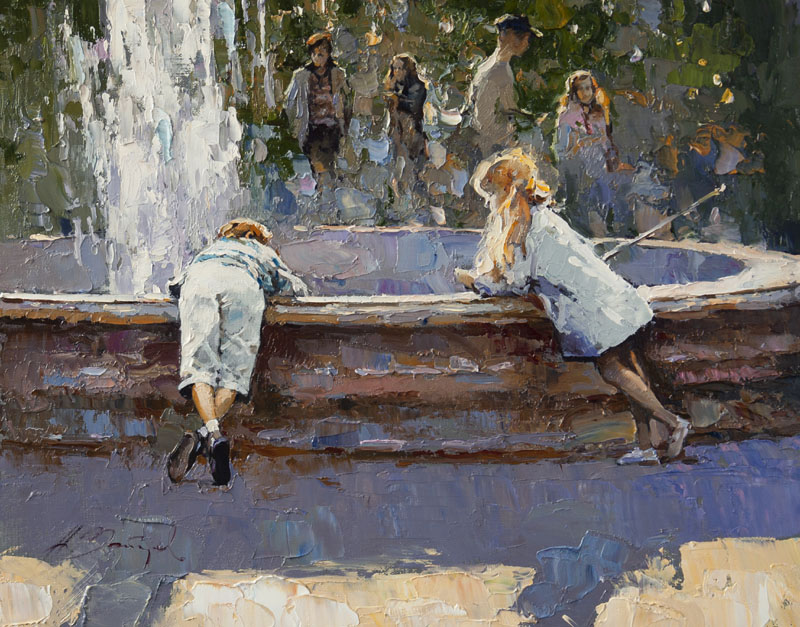 Catchers of coins (to order), Alexi Zaitsev