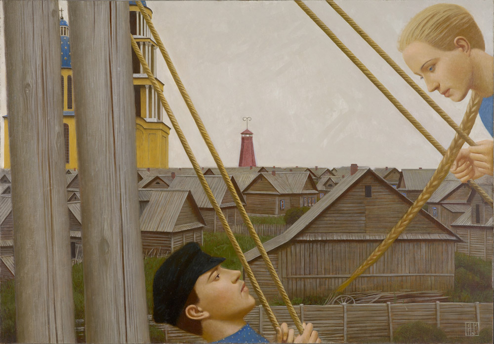 Grey August, Andrey Remnev