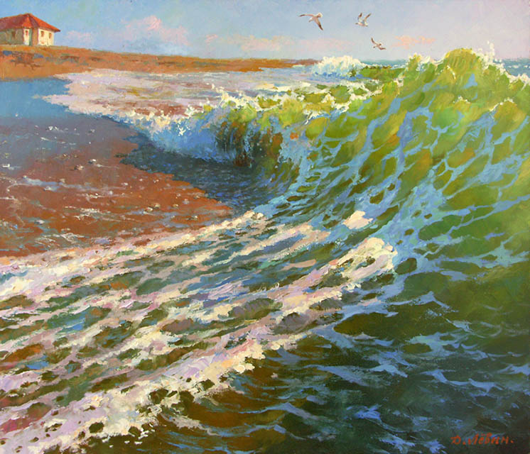 The Emerald Wave, Dmitry Levin