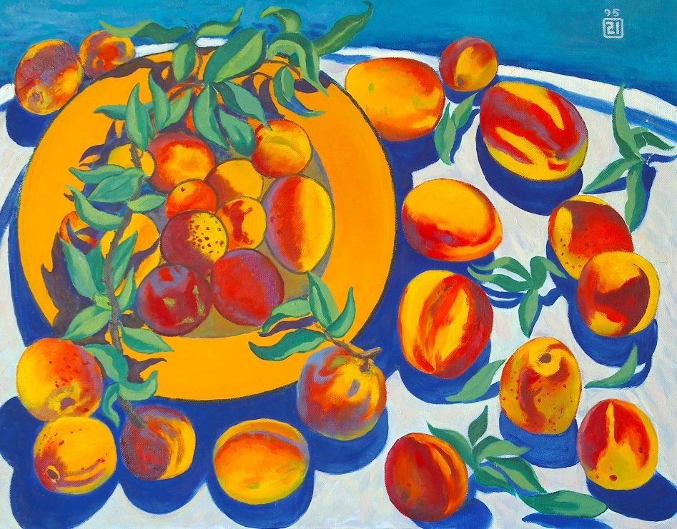 Peaches, Moisey Li