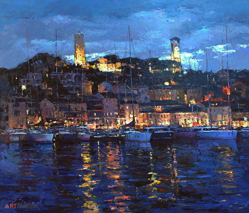 Port of Cannes (to order), Alexi Zaitsev
