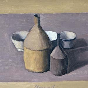 An exhibition of the Italian artist of the XX century, Giorgio Morandi, opens in the Pushkin Museum of Fine Arts