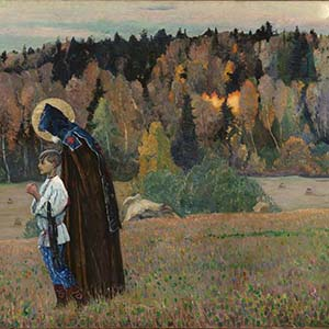 Little-known paintings by Nesterov, Aivazovsky, Bogolyubov will be shown at the Moscow Cultural Forum