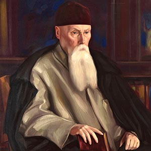 More than 400 works by Nicholas and Svyatoslav Roerich will be presented in the permanent exhibition of the Museum at the VDNH
