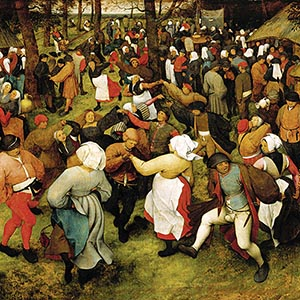 The exhibition of Peter Bruegel the Elder in Vienna enjoyed particular success among tourists from Russia