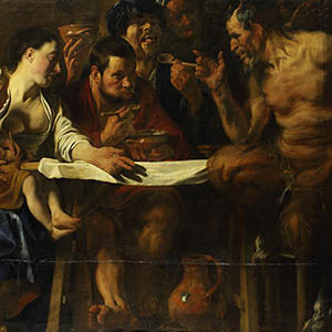 An exhibition of the Flemish artist Jacob Jordaens opens at the Pushkin Museum on September 17