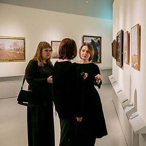 In the Museum of Russian impressionism opened the exhibition