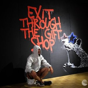 More than 65 thousand people was visited Banksy's exhibition in the Central House of Artist for two weeks
