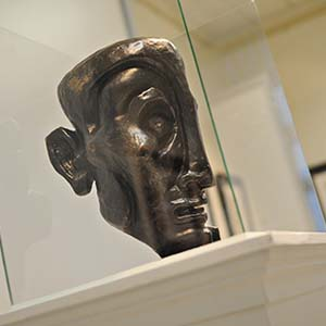 A posthumous exhibition of the sculptor Ernst Unknown opens on September 2 in Voronezh