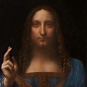 Christie's to Offer Last Leonardo Painting Left in Private Hands in New York this November