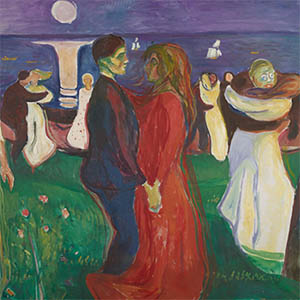 "Waiting of ""Scream"": the exhibition ""Edvard Munch. Dance of Life"