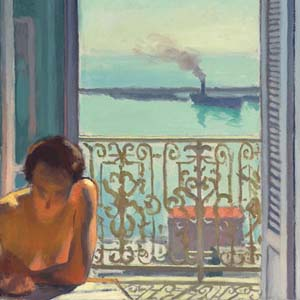 The exhibition of the famous postimpressionist Albert Marquet opens today in the Pushkin Museum