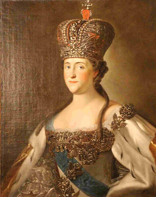 "The Russian Museum will show 30 portraits of Catherine II in the framework of the exhibition ""Catherine the Great in the Country and the World"""