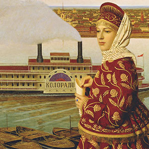 Retrospective exhibition of Andrei Remnev opens in the Moscow Union of Artists