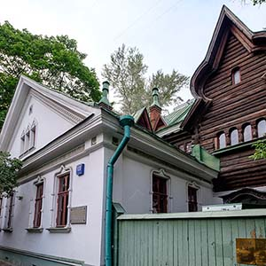 An exhibition of Vasnetsov's little-known landscapes was opened in his house-museum