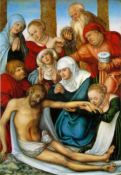 Cry, 1538, Cranach Lucas, Museum of Art, Boston paintings to artist of ArtRussia