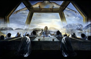 The Last Supper (the Last Supper Communion)