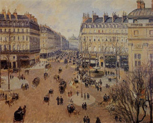 Avenue de L'Opera, Paris